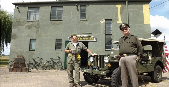 Discover How a Bury St Edmunds Air Base Made History