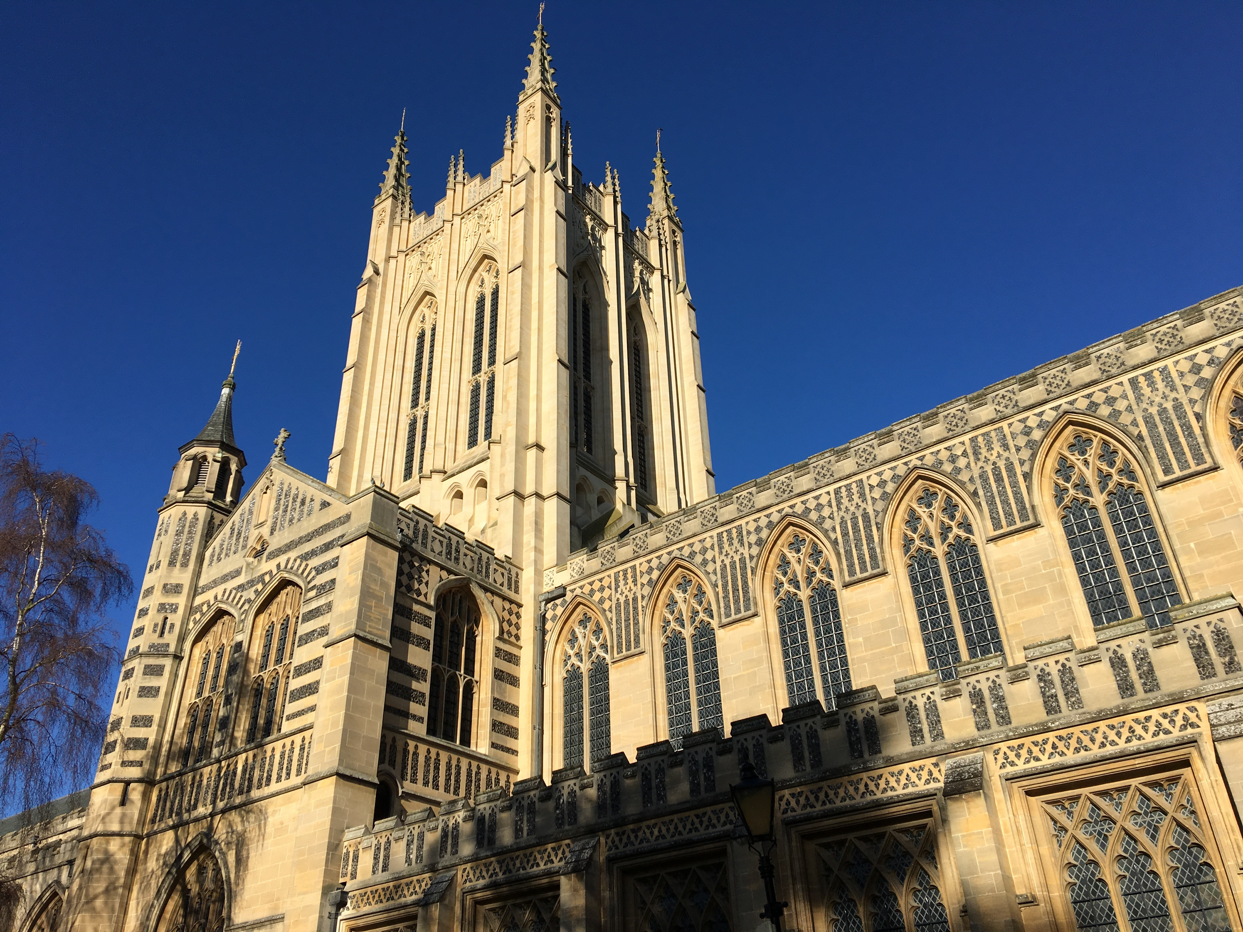 Half Term at St Edmundsbury Cathedral