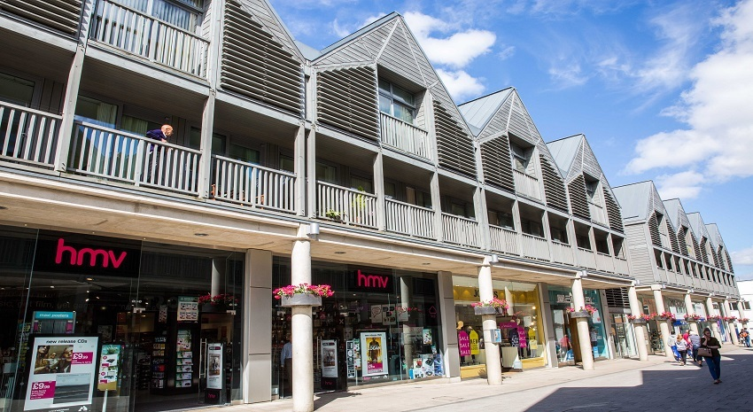 Bury St Edmunds Prepares for Town Centre's Reopening