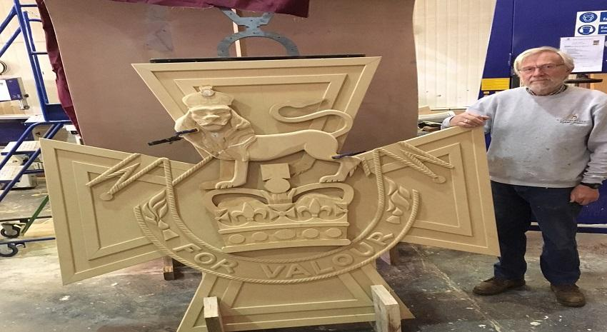 Poignant Bury St Edmunds Art Trail Marks the Centenary of the End of WWI