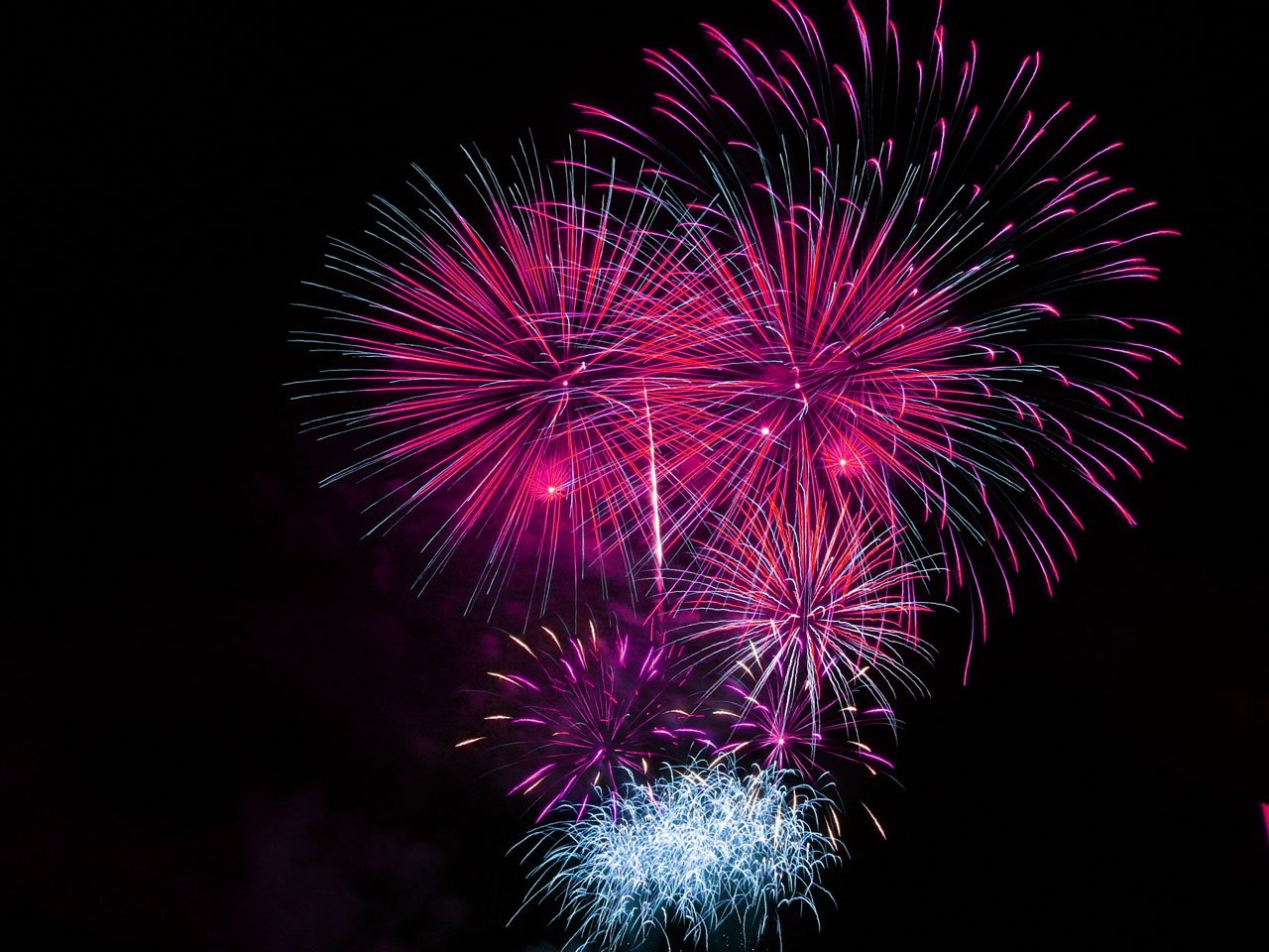 Where to see fireworks in and around Bury St Edmunds