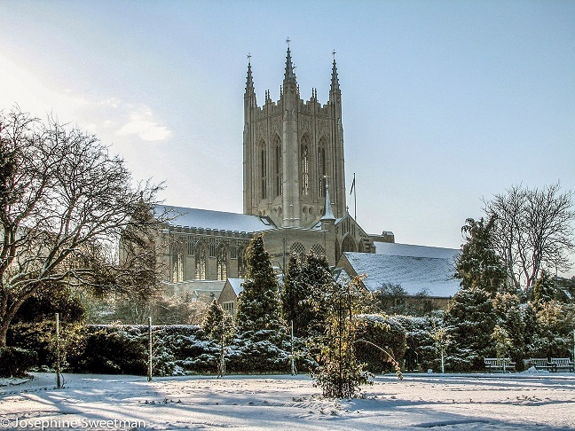 Christmas Events and Things to Do this Christmas in Bury St Edmunds & Beyond...