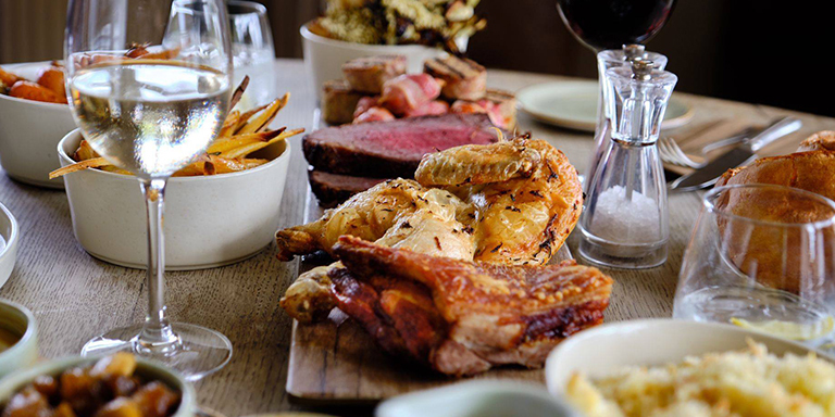 Where to Get a Great Sunday Roast