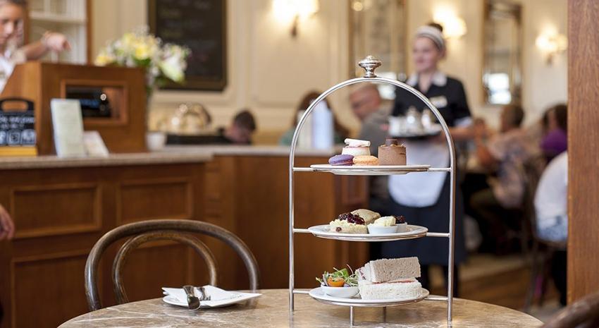 Harriets Cafe Tea Room