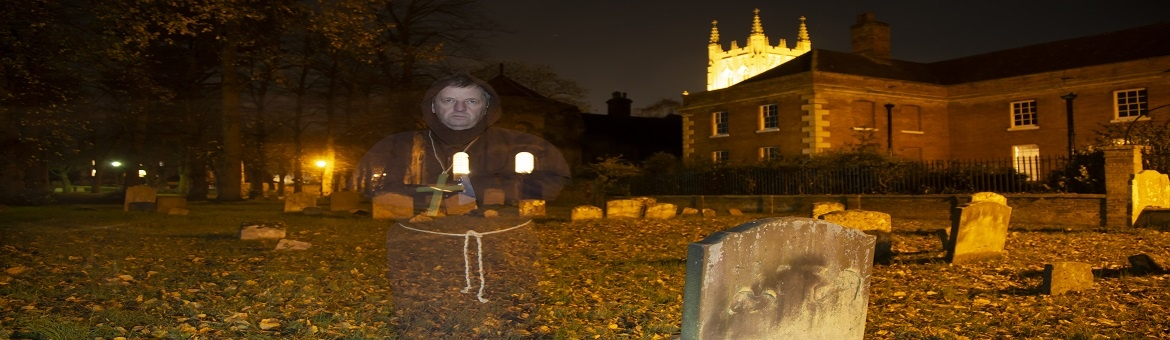 Ghostly & Macabre Tours are back!