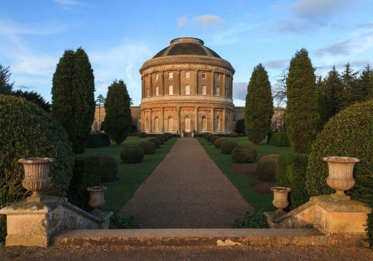 Ickworth Hall and Gardens
