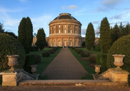 A Downton Christmas at Ickworth