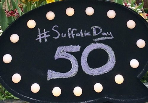 Bury St Edmunds and Beyond Gets Ready to Celebrate Suffolk Day