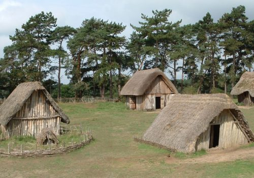 Suffolk's Real Middle Earth