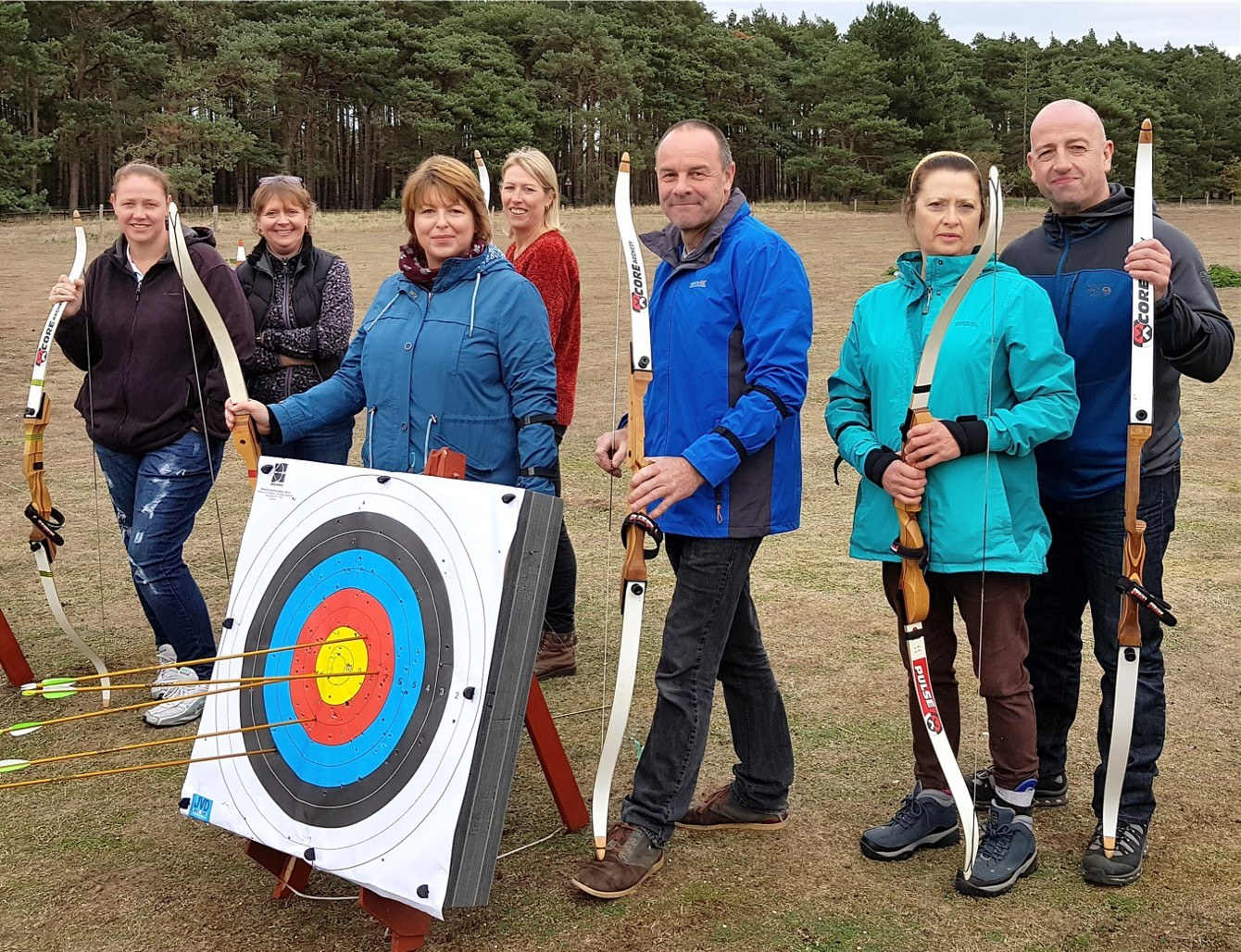 Introducing Archery Course with Arnor Archery