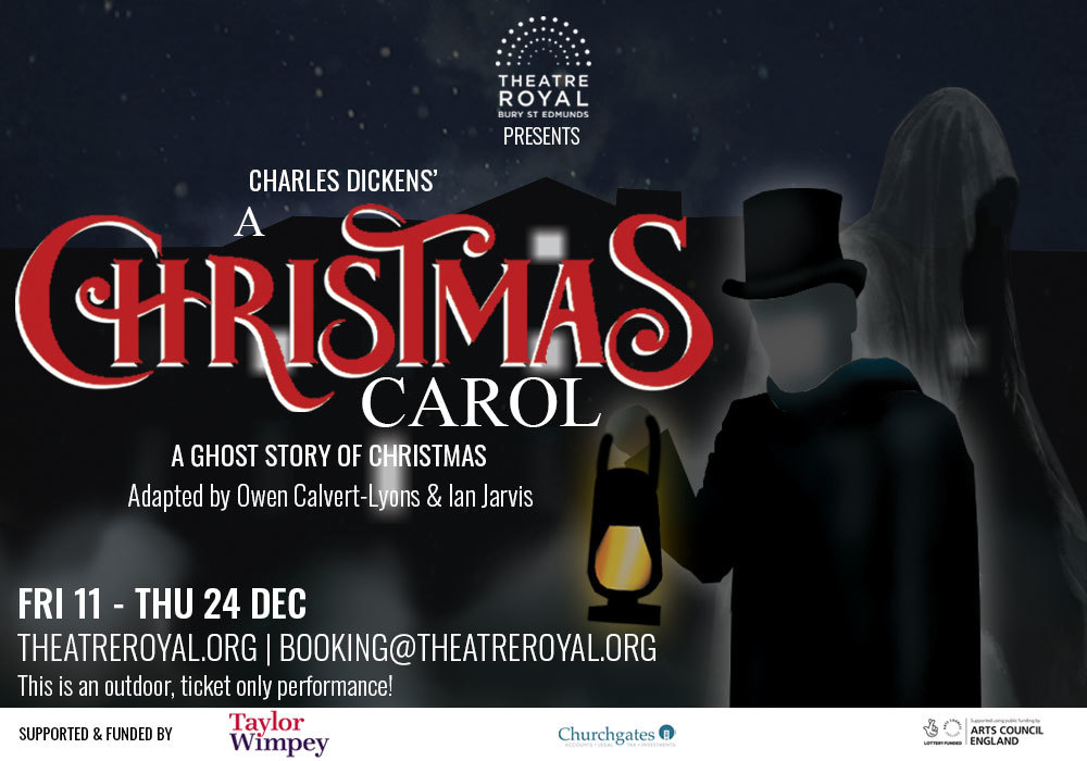 Outdoor Christmas 2020 Production of A Christmas Carol