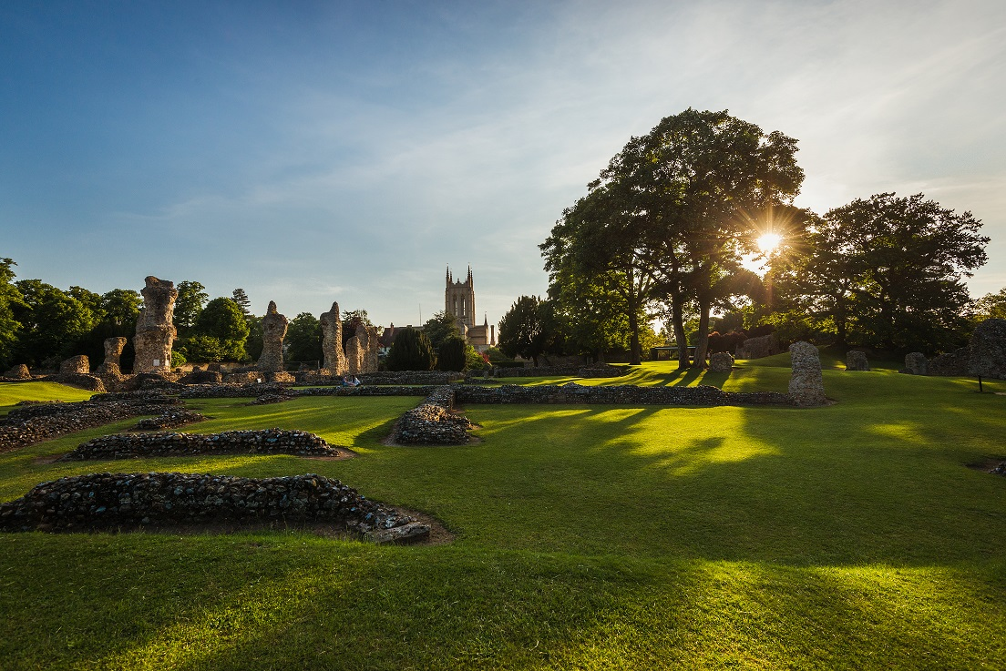 Discover The Abbey of St Edmund