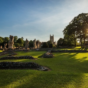 Discover More About The Abbey of St Edmund in Online Talk