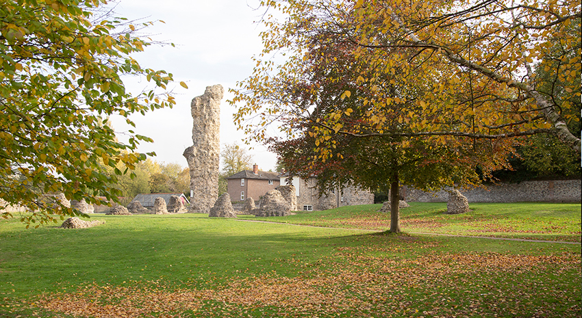 Autumn Getaways in Bury St Edmunds & Beyond