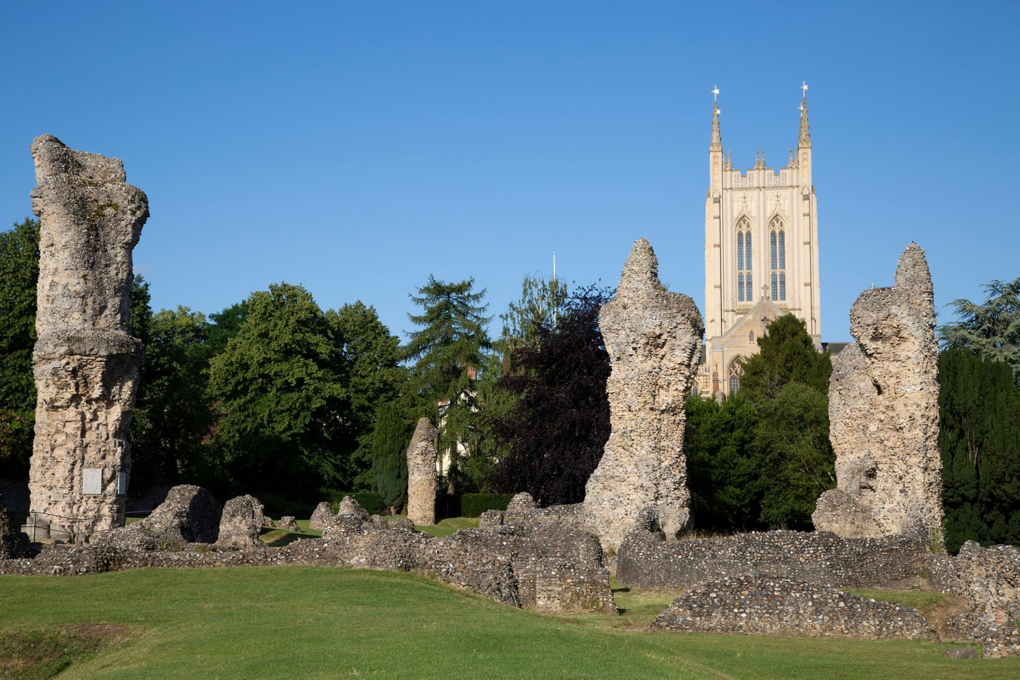 Quiz! 1000 years of the Abbey of St Edmund