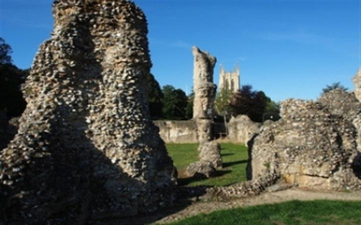 The Abbey of St Edmund: Past, Present & Future Conference