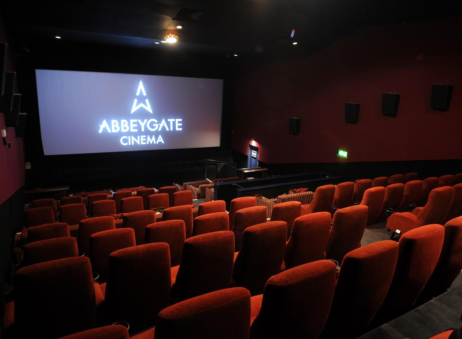 Cinemas to Reopen in Bury St Edmunds