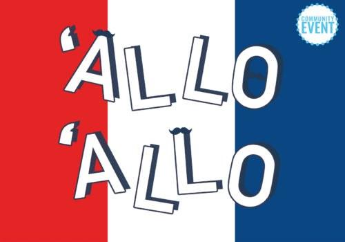 Allo Allo - 6-10 November
