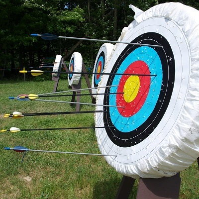 Family Adventure Archery at Nowton Park
