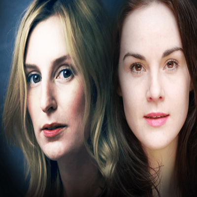 At Home With Laura Carmichael and Michelle Dockery