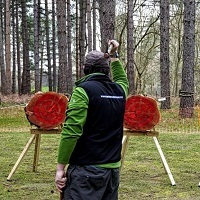 Axe & Knife Throwing at Brandon Country Park