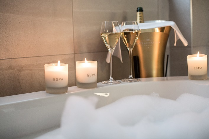 There's Nothing Better Than a Bubble Bath on a Weekend Away