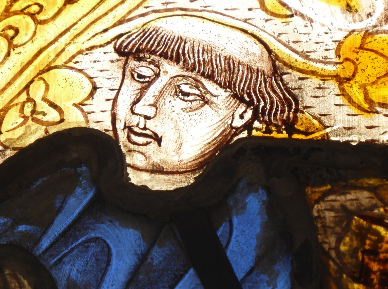 The Mystery of the Lost Stained Glass From the Abbey of St Edmund