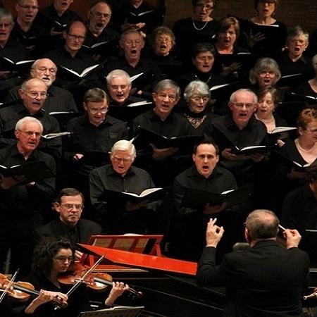 Bury Bach Choir: A Christmas Celebration