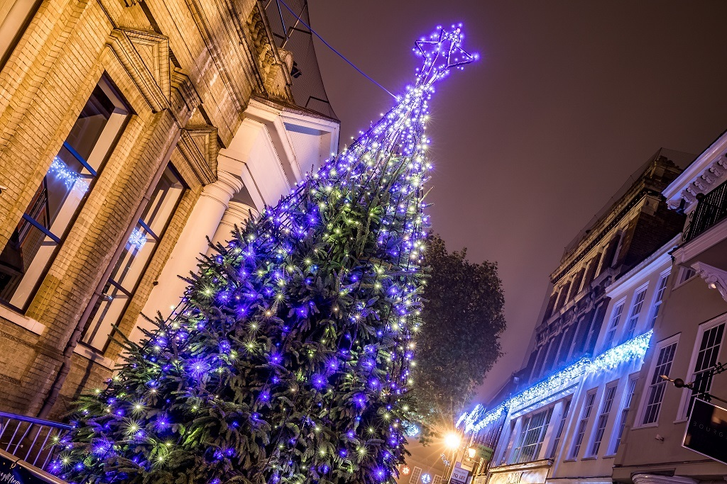 Things to do this Christmas in Bury St Edmunds & Beyond