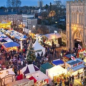 Bury St Edmunds Christmas Fayre 2019