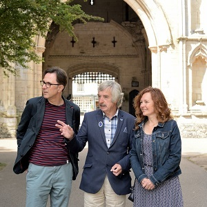 The Legacy of The Abbey Walking Tour