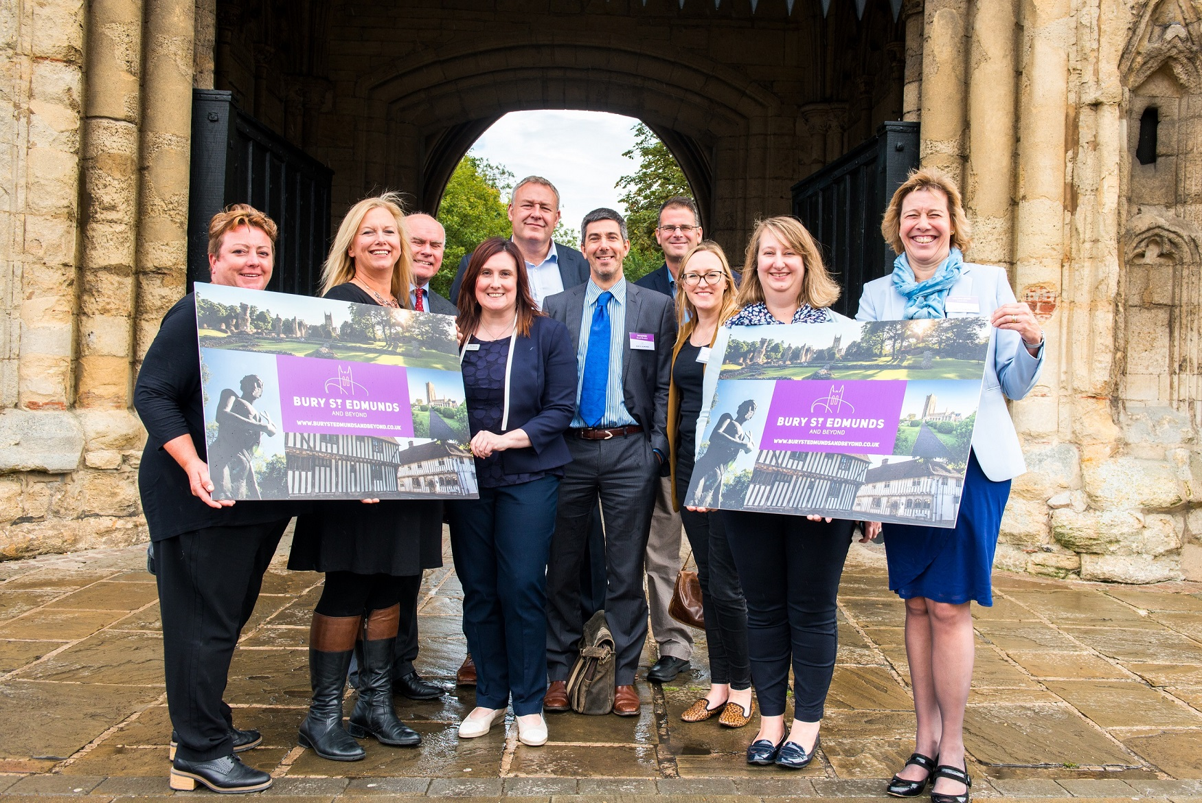 Town's new tourism brand aims to boost overnight stays in Bury St Edmunds and Beyond