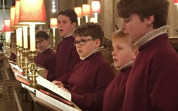 Sing Stainer's Crucifixion with the Cathedral Online