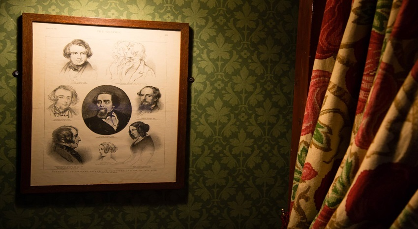 Charles Dickens' Love Affair with Bury St Edmunds