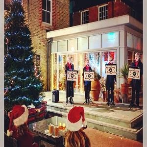 Christmas Carols at Palace House