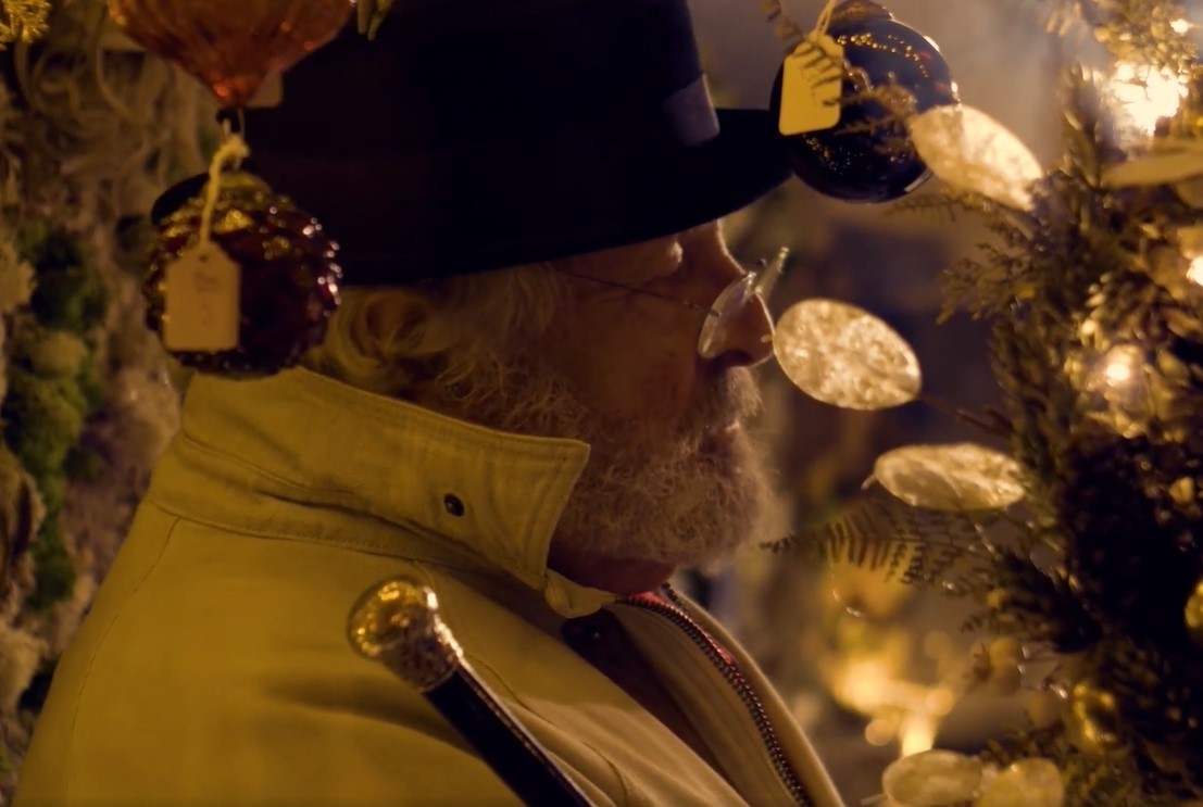 Christmas Magic in New Festive Film
