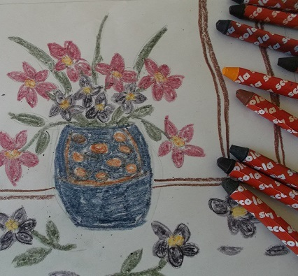 Children's Art Club at Clare Castle Country Park – Natural Printing and Fabric Transfer
