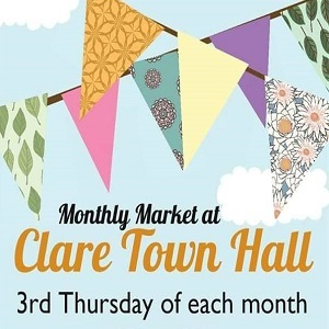 Clare Monthly Market