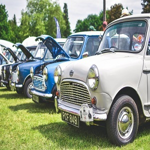 The Classic Car Show 2021