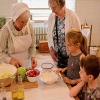 Cooking Experience at Ickworth: A 1930s Experience in Spring