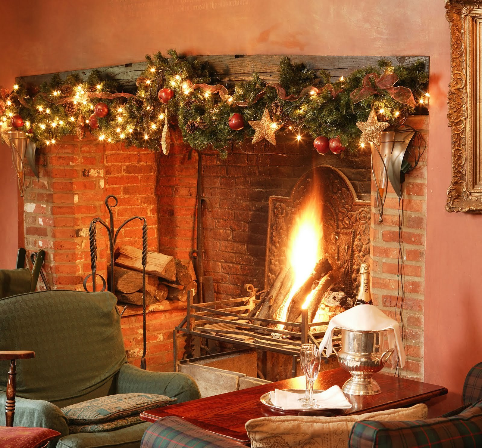 Places to sit by a roaring fire in Bury St Edmunds & Beyond