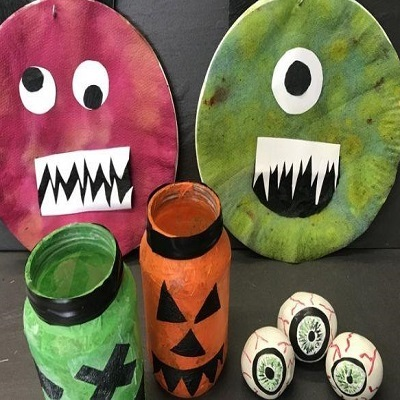 Crafty Kids Halloween Special