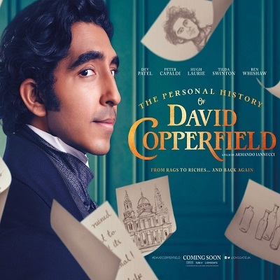 The Personal History of David Copperfield' Theatre Royal Bury St Edmunds Special Screenings