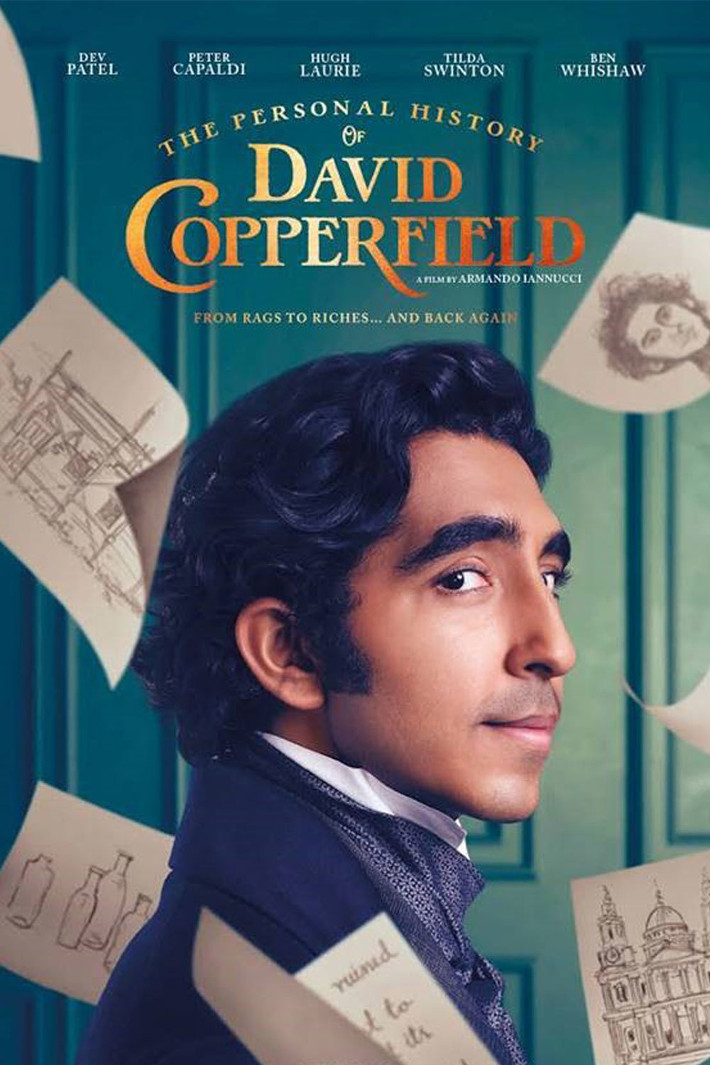 Theatre Royal to Host Special Screenings of 'Personal History of David Copperfield'.