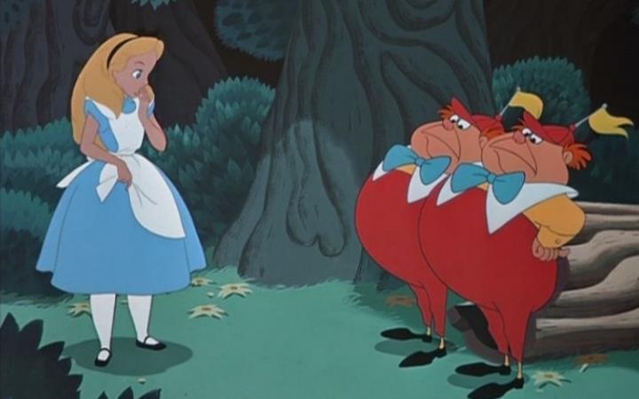 Disney's Alice in Wonderland (1953)