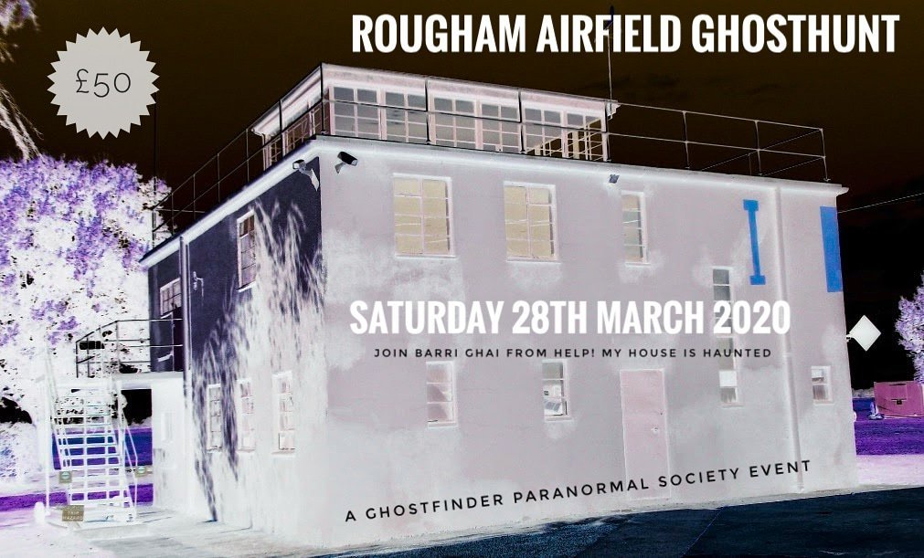Paranormal Investigation at Rougham Airfield