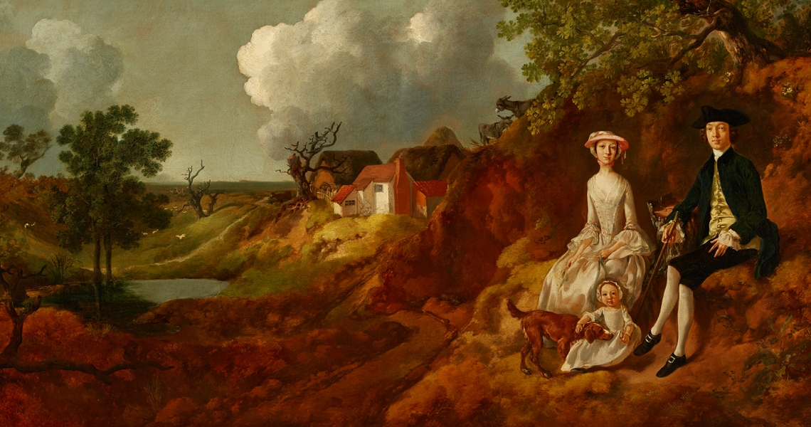 Art Exhibition: Early Gainsborough: 'From the Obscurity of a Country Town' - until February 17
