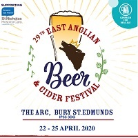 East Anglian Beer and Cider Festival 2020