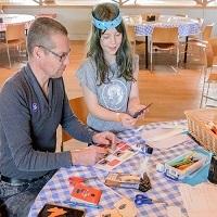 Children's Crafts- Easter at Ickworth