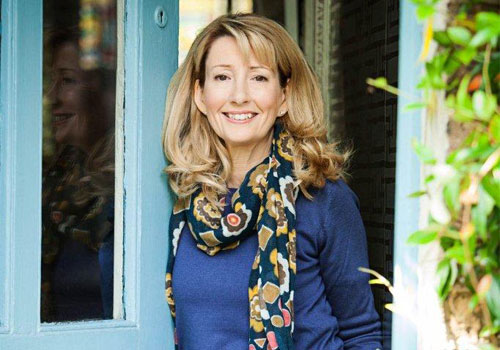 Meet Bestselling Author Erica James!